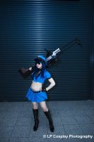 League of Legends - Officer Caitlyn 2 by Kawaii9413