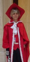 Cosplay Check: Red Mage by Rhythm-Wily