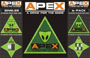 Apex - A Drink For The Gods by CizreK