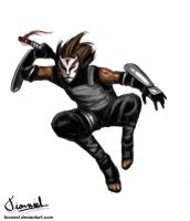 Anbu - special ops by Tionniel