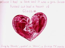 Heart of Glass by iMAGGInary
