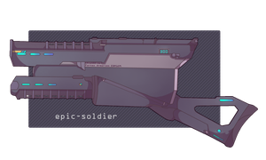Weapon commission 37 by Epic-Soldier