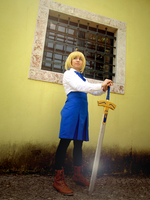 [Fate Stay Night] Arturia Pendragon by Lady-aka-Mikuru