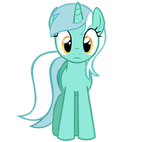 [VECTOR] Lyra, front by TriteBristle