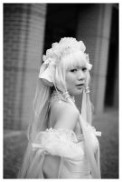 Chobits by beethy
