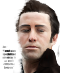 Looper poster by ArchXAngel20