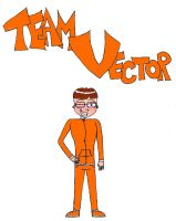 Team Vector Poster by Screwed-In-The-Head