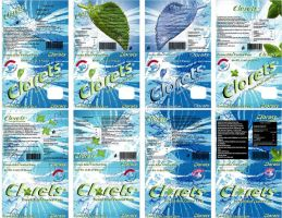 Redesign Clorets Packaging by miakieu