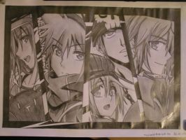 The World Ends With You by nikra