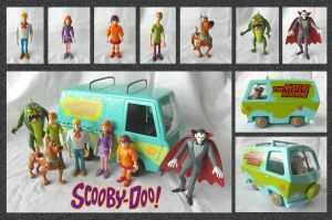 Scooby Doo - Toys by mikedaws