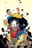 The big 25. Invincible. by RyanOttley