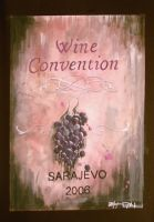 Wine conention by zlaja