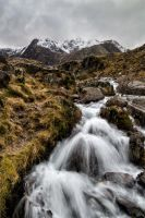Snow capped Y-Garn by CharmingPhotography