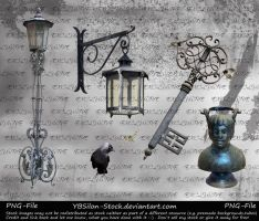 Baroque exclusive set by YBsilon-Stock