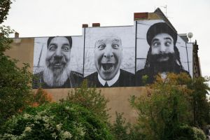 You are Entering Kreuzberg by puppeteerHH
