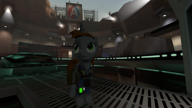 Little Pip - Exploring the facility by VR-MMORPG