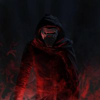 Kylo Ren by morgannation