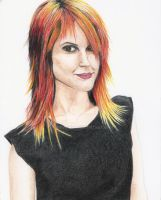 Hayley.Williams. by RDDesign99