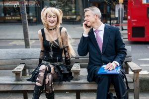 The Gothic-Lolita and the Businessman 1 by TPJerematic