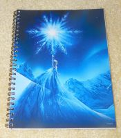 My Frozen Collection -Spiral Notebook- by kikyo4ever