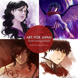 Art for Japan II