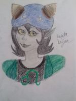 Nepeta Leijon by Gloworm96