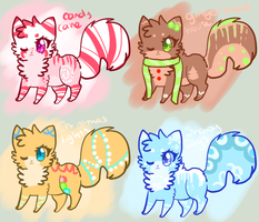 Seasonal Adopts :AUCTION: ENDED by BubbleChii