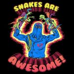 Snakes Are Awesome by HillaryWhiteRabbit