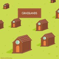 Grasslands by Hunxer
