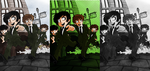 A hard day's night -other versions- by Keed-Kat