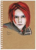 Party Poison AKA Gerard Way by Mfashions