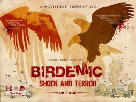 Birdemic Fim Poster by NotTheRedBaron