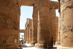 Karnak Temple by EduGanster