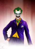 Joker by willmottram