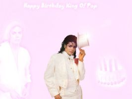 Happy Birthday Michael by RainBowSparkleQueen