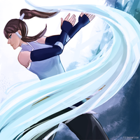 She's The Avatar by Tishawish