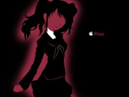 iPod - Rise by i2lovedeviantart