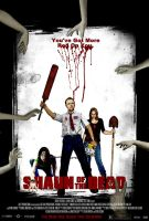 Shaun Of The Dead 2 Poster by ryansd
