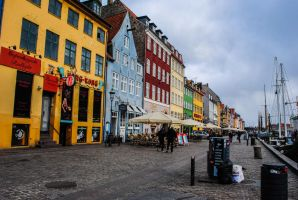 Nyhavn by phakeplastic