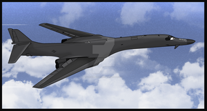 [G] Lance the B-1B Lancer by TheAngryFishbed