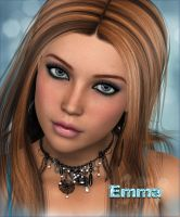 Emma by P3DesignPromotions