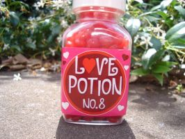 Axel's Love Potion by twilighted-angel