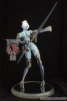 Dark Elf garage kit, Lineage - back nude by Michael-XIII