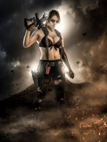 A Quiet Moment - MGSV The Phantom Pain by IXISerenityIXI