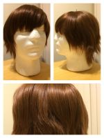 John Lennon Wig 3 from THE BEATLES by taiyowigs