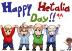 Happy hetalia day by frenci97xp
