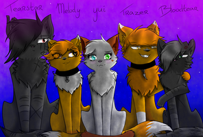 Groups picture! by LisaWonderful