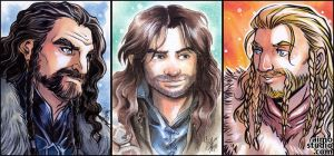 Sons of Durin by aimo