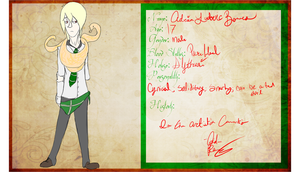 HSRPAPP: Adrien -Updated- by Cupcak3Bby
