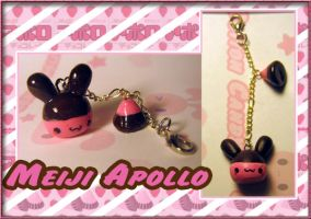 .:Meiji Apollo Candy Charm:. by PhantomCarnival